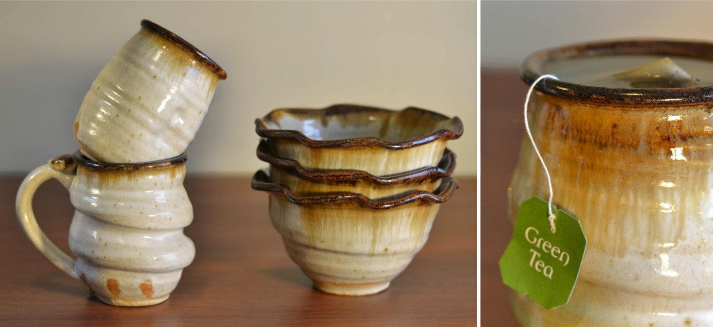Nuka Iron Stoneware